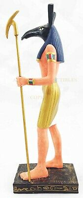 Ancient Egyptian Religion Seth Set God of Desert Storm Sculpture Figurine Decor