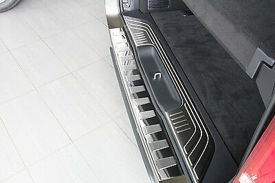 Stainless Steel Boot Edge Protector for Mercedes V class & Vito W447 Built 2014