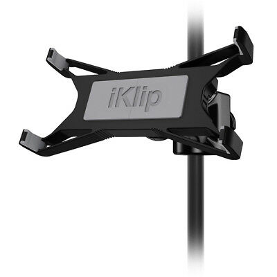 IK Multimedia iKlip Xpand Mount Mic Stand Clip Bracket for iPad