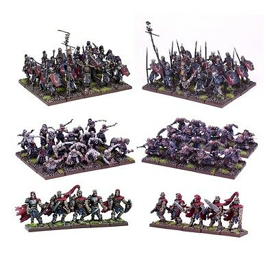 Undead Army (New Style) - Kings of War - Mantic Games