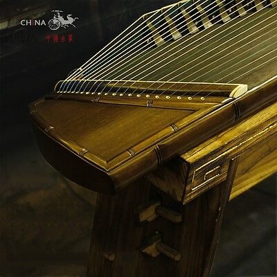 "47"" Gu Zheng Harp Traditional Chinese musical instrument Chinese zither #T069"