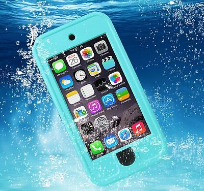 For Apple iPod Touch 5 6 5th 6th Gen Water Dust Shock proof case Cover Defender