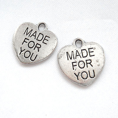 """10 Charms Cuore """"Made for You"""" - mm 15 - ciondolo"""