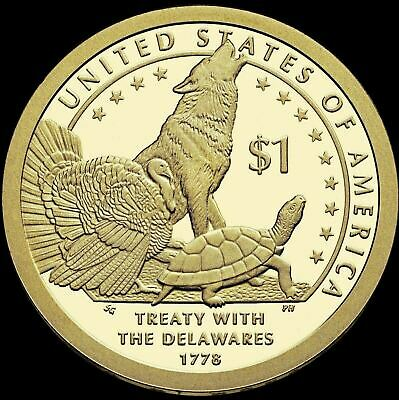 "2013 D Sacagawea Native American Dollar US Mint Coin ""Brilliant Uncirculated"""