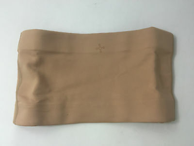 Tommie Copper Men's Recovery Compression Core Band in Nude Size M (28-30) - NEW