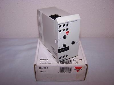 Carlo Gavazzi Rse4003-B Soft Start Motor Controller 3A New In Box