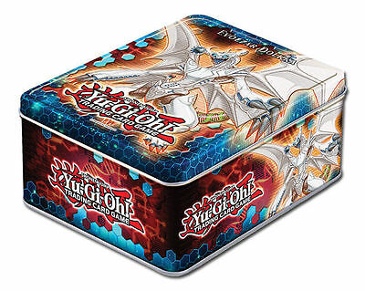 Evolzar Dolkka Yugioh 2012 Wave 1 Card Tin | 5 Boosters + Holo Wind-Up Zenmaines
