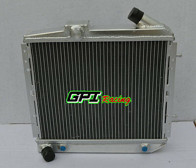 High-Perf.aluminum Alloy Radiator Renault 5/r5 Gt Turbo At 1985-1991