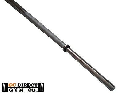 BARGAIN 7 foot Standard size barbell -- NEW
