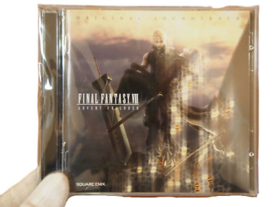 Used_CD FINAL FANTASY VII ADVENT CHILDREN Original FREE SHIPPING FROM JAPAN BA02