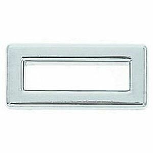 Peterbilt Chrome Cover Switch Bezel (6/pack)