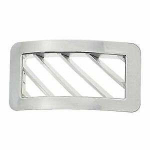 Peterbilt Chrome Passenger Side Vent for Ergonomic Dash