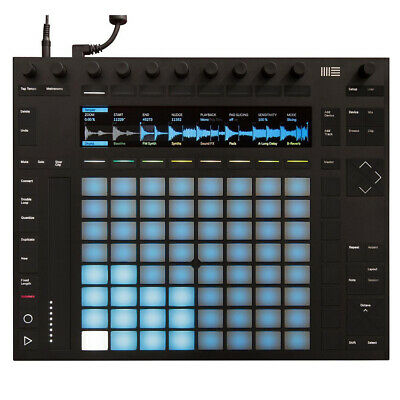 Ableton Push 2 Control Surface Colour LCD Display & Live 9 Intro