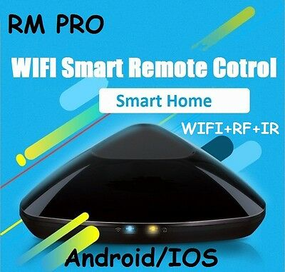 Wireless RC Broadlink RM2/RM/Pro Home Automation WIFI+ IR+ Switch IOS Android