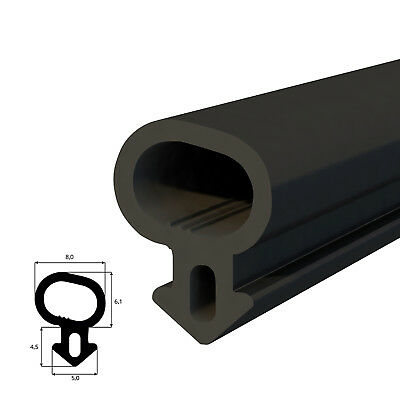 S-232 RUBBER SEALS save energy windows doors replacement glazing gasket profile