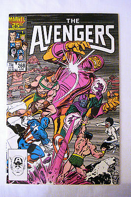 The Avengers Issue #268 The Kang Dynasty
