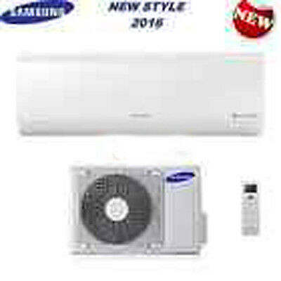 Climatizzatore Samsung Inverter Serie New Style Ar12Ksfhbwkn 12000 Btu A++