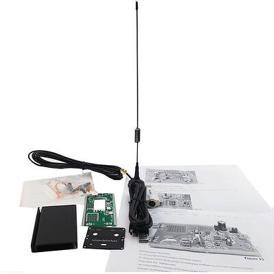 NEW 100KHz-1.7GHz full-band software radio HF FM AM RTL-SDR Receiver kit