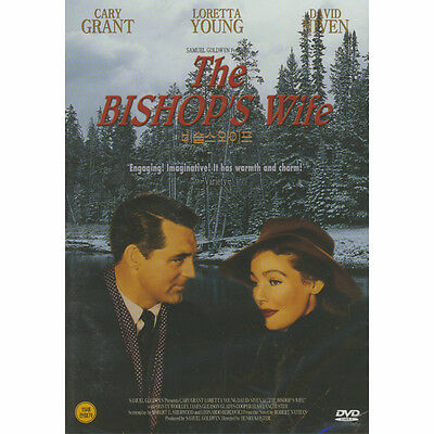 The Bishop's Wife,1947 (DVD,All,New) Henry Koster, Cary Grant, Loretta Young