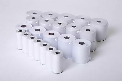 Cash Register Thermal Paper Rolls 57mmx57mm 48 Rolls