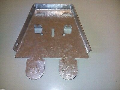Post top plates Trinidad Above Ground Pool Parts priced each, 0243690299 c/post
