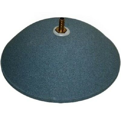 Large Dome High Output Sintered Airstone For Koi Pond Aeration