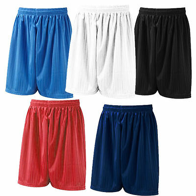 Mens Jogging Running Football Gym Hockey Sports Shorts Sizes S M L XL 2XL