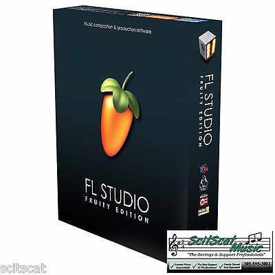 Image Line FL Studio 12 Fruity Loops PC DAW FREE Updates for Life -  eDelivery