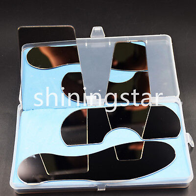 4X Orthodontic Intra-Oral Stainless Steel Dental Photographic Mirror Reflecter