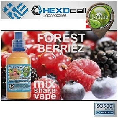 Liquid - Juice Natura - Forest BERRIEZ  100ml  Nicotine 18mg made in EU