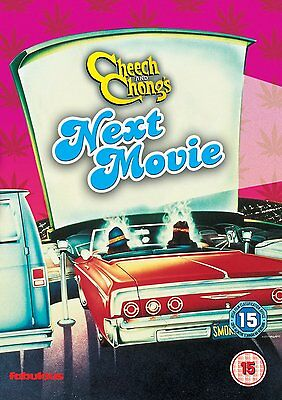 Cheech and Chong s Next Movie - DVD NEW & SEALED