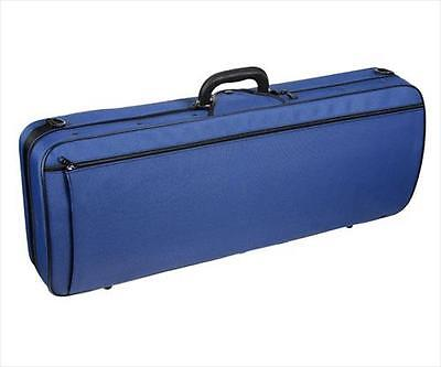 Jakob Winter JW 3030 N Double Case for 2 Violins, Blue/Blue **NEW**