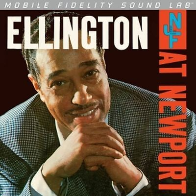 Duke Ellington - At Newport ++ 140g Vinyl++MFSL MOFI 1-035 ++NEU++OVP