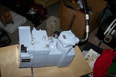 HamiltonJet Marine Jet Unit Model 22 001 Serial#2805