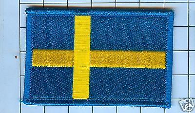 International Flag Patch Sweden