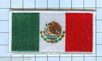 International Flag Patch Mexico