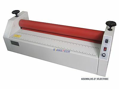 Desktop Cold Laminator Roll Laminating Machine 650mm With Pedal