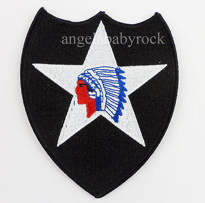 Us Army Second Infantry Division Patch-0178