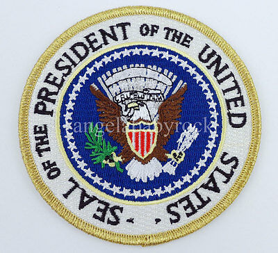 Seal Of The President Of The United States Patch Us Patch-0181