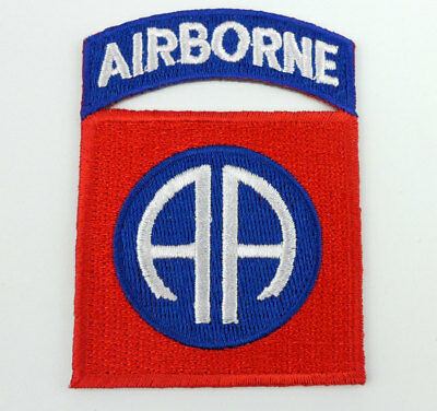 Us Army 82Nd Airborne Division Patch Desert Storm Patch-0184