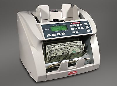 Semacon S-1625V Currency Counter