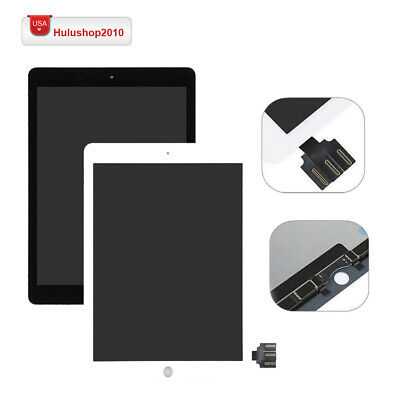 White For Ipad Pro 9.7 Screen A1673 A1674 A1675 Lcd Display Touch Screen Digitizer Replacements For Ipad Pro 9.7 A1674 Lcd Mobile Phone Lcds