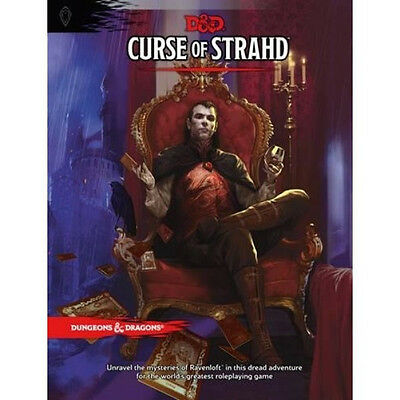Dungeons & Dragons - 5th Edition - Curse of Strahd