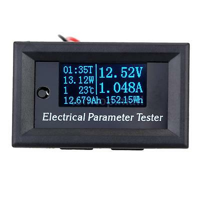 OLED Multifunction Tester Meter Voltage Current Power Energy Capacity Test K4L9