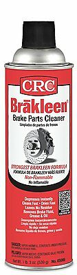 CRC 05089 Brakleen Brake Parts Cleaner - Non-Flammable