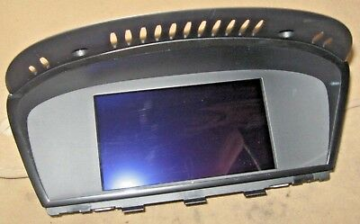 BMW E60 E63 E90 E92 Navigation Display Screen On Board Monitor 65829193748