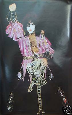 Kiss 22x34 Paul Stanley Dynasty Solo Poster