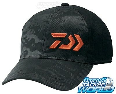 Daiwa D-VEC DC 7805 Cap Black Free BRAND NEW at Otto's Tackle World