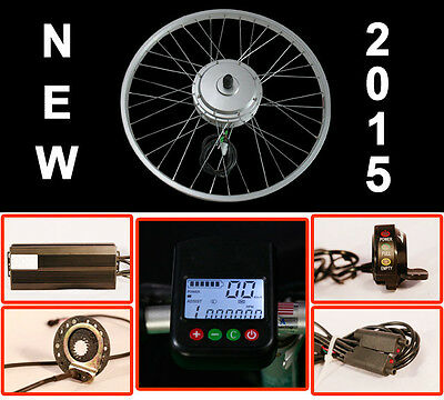EBike Conversion Kit Electric Bicycle Cycle E-bike Front Wheel 48V 250W Motor