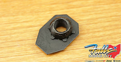 NEW 03-05 Dodge Ram Exhaust Manifold to Y Pipe  NUTS /& BOLTS Flange Collector,OE